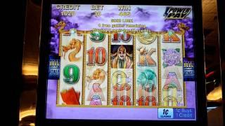 Choy Sun Returns Slot Machine Bonus Win (queenslots)