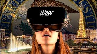 The Wire Act, Online Gambling and VR in Vegas