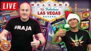 • GIGANTIC JACKPOT$! Who's Ready for The BIGGEST WINS ON YOUTUBE?! • Live from Las Vegas