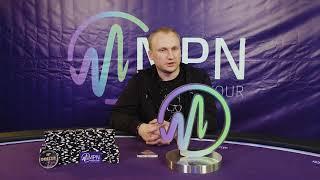 MPNPT Prague 2019 - Interview with Mateusz Warowiec