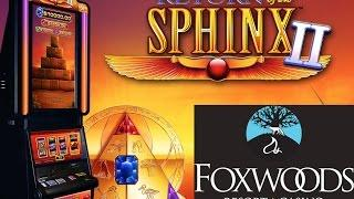 • RETURN OF THE SPHINX II • $5 MAX BET • LIVE PLAY • BONUS SLOT MACHINE •