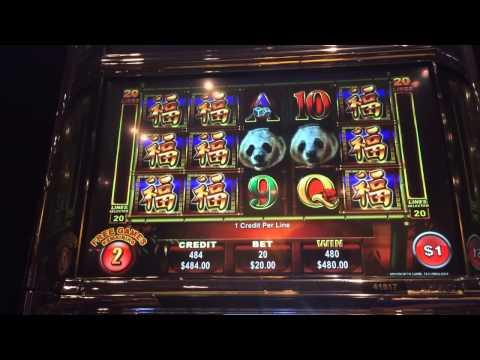 Panda king JACKPOT HANDPAY high limit slots