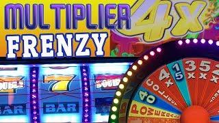 •  Multiplier FRENZY • MULTIPLIER MONDAYS • 1 of 8 Videos EVERY WEEK!
