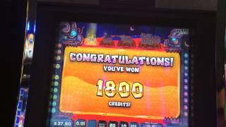 LIVE PLAY on Blazing Phoenix Slot Machine with Bonuses - Part 2