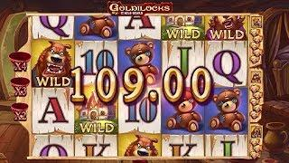 Goldilocks and the Wild Bears Online Slot from Quickspin