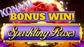 Sparkling Roses Slot Machine Bonus Wins & Triple Cheese Burger Deluxe Slot   Ryan Plays Slots