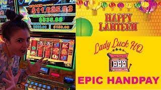 EPIC BIG JACKPOT HANDPAY | HIGH LIMIT SLOTS | LIGHTNING LINK | HAPPY LANTERN | ENCORE LV | MAX BET