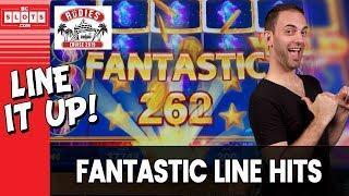 • FANTASTIC Line Hits •️ Yay! • $1100 @ Rudies Cruise • BCSlots (S. 16 • Ep. 4)