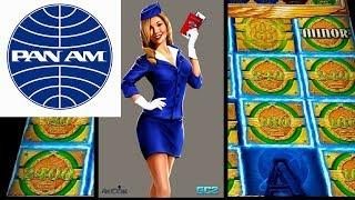 NEW GAMES (BONUSES) •Pan-Am Mighty Cash• & •By The Bay Fishermans Wharf•