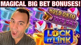 ⋆ Slots ⋆ Hold Onto Your Hat $12 & $18 BONUS at Atlantis Reno!! ⋆ Slots ⋆  Little Shop of Horrors!