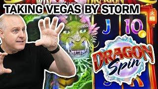 ⋆ Slots ⋆ Let's TAKE VEGAS BY STORM ⋆ Slots ⋆ I'm Playing HIGH-LIMIT Dragon Spin: Age of Fire SLOTS