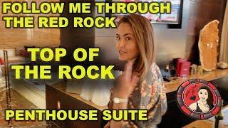 Las Vegas Penthouse Suite | Red Rock Hotel & Casino | Hotels in Las Vegas