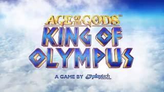 Age of the Gods• King of Olympus Slot - Playtech