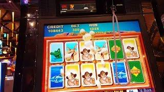**JACKPOT ALERT** Better than HANDPAY** Going for 8th Outback Jack Major! *Huge win* Rare wins*