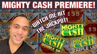 ★ Slots ★ Mighty Cash Jackpot Handpay!!  King Jason's 1st ever PREMIERE!! ★ Slots ★ ★ Slots ★ ★ Slot