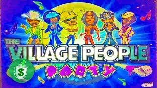 Village People Party slot machine