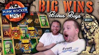 Punk Rocker Big Wins on Big Bonus Buys