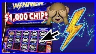 Lightning Link High Limit Jackpot ! Our Neighbor Hits a BIG ONE !