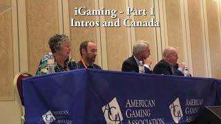 #G2E2016   iGaming Part 1, Canada