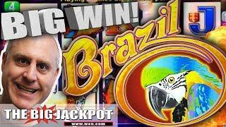 •BIG BONUS WIN Brazil Slot• •️ Zhen Chan BONU$ | The Big Jackpot
