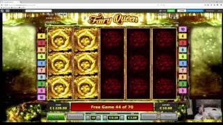 Fairy Queen HUGE BONUS WIN!!! Epic CasinoDeal! Look Description!!
