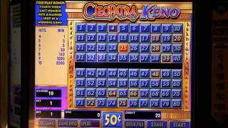 Video Keno $20 Challenge - IGT Game King