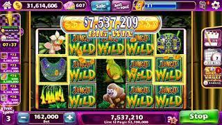 "JUNGLE WILD Video Slot Casino Game with a "" BIG WIN"" FREE SPIN BONUS"