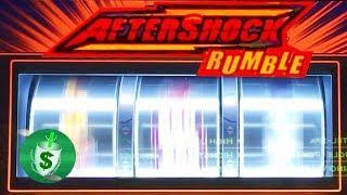 ++NEW AfterShock Rumble slot machine