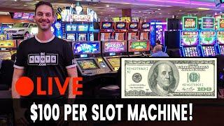 • LIVE $100 per • Slot Machine at San Manuel Casino with Quick Hit Giveaway #AD