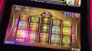 88 Fortunes Slot Machine Bonus HUGE WIN Max Bet $8.80 Aria Las Vegas pokie