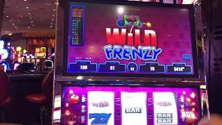 """Crazy Cherry Wild Frenzy""  VGT Slots  Lucky To Get Out - Choctaw Casino, Durant, OK"