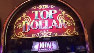 TOP DOLLAR BONUS in HIGH LIMIT at HARD ROCK LAS VEGAS • Casino SLOT MACHINE - No BIG WIN Just FUN!