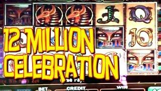 12 MILLION VIEWS CELEBRATION - PLAYING FOR A JACKPOT HANDPAY!!