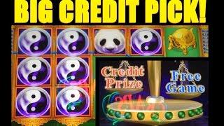 ►► BIG WIN CREDIT PRIZE PICK! OVER 100 FREE SPINS China Shore Slot Machine Bonus Pick! (DProxima)