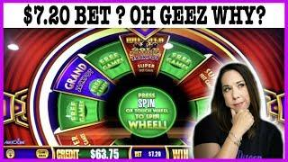 HUGE BET ON BUFFALO GOLD ••️‼️ SLOT QUEEN PAY ATTENTION •