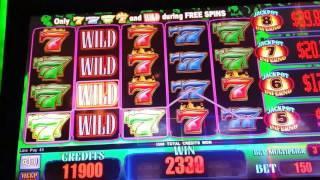Jackpot Inferno 3 bonuses