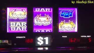 Big Profit on Free Play•Triple Double Diamond Slot Bet $3, Blazin GEMS Slot Bet $5 San Manuel Casino