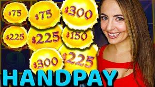 ⋆ Slots ⋆HANDPAY JACKPOT ⋆ Slots ⋆Up to $125/SPIN on High Limit Dragon Link