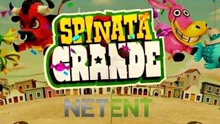 Spiñata Grande Online Slot from Net Entertainment