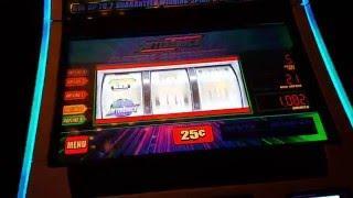 Aftershock 25c Slot Bonus - Nice Win!