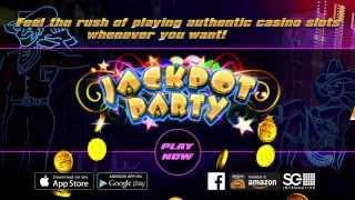 Check out the NEW & IMPROVED Jackpot Party!