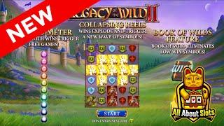 Legacy of the Wild 2 Slot - Playtech - Online Slots & Big Wins