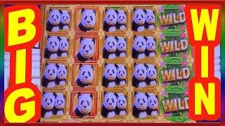 ** SUPER WIN ON DOUBLE HAPPINESS PANDA ** SLOT LOVER **