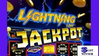 POWERFUL BONUS CASINO SLOT WIN - Lightning Link - We are on the AIR! At least until YT says so•