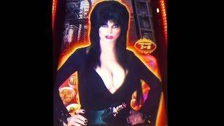 #G2E2016 Aristocrat   NEW Elvira slot machine