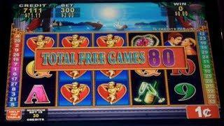 Lago Di Amore - Konami - 80 Free Spins Slot Bonus