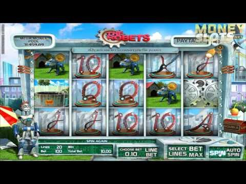 The Robets Video Slots Review  |  MoneySlots.net