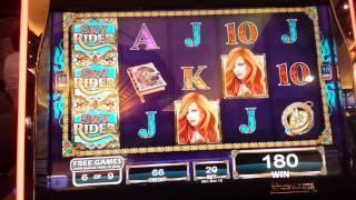 Sky Rider Slot $20 Spin Bonus 9 Free Games