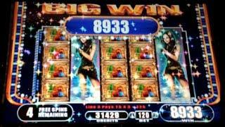MYSTICAL BAYOU | WMS - Big Win! Slot Machine Bonus