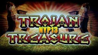 Ainsworth - Trojan Treasure Slot Bonus
